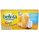 Belvita Breakfast Yogurt Crunch 253 g (Pack of 8)by Belvita