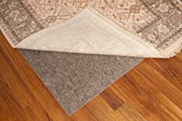 Durable, Reversible 3\' X 5\' Premium Grip(TM) Rug Pad for Hard Surfaces and Carpet