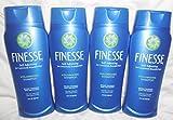 Finesse Self Adjusting Volumizing Shampoo 13 Oz (Pack of 4)