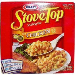 Stove Top Stuffing - 6/ 8 oz. pouches