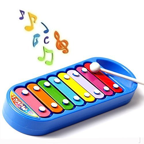 8-Note-Music-Xylophone-Child-Kid-Baby-Musical-Instrument-Toy-Smart-Clever-Wisdom-Development-Platics-Musical-Gift