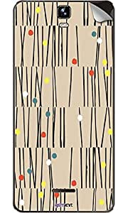 GsmKart MCHP Mobile Skin for Micromax Canvas Hd Plus (Canvas Hd Plus-675)