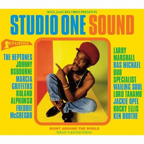 VA-Soul Jazz Records Presents Studio One Sound-2012-SO Download