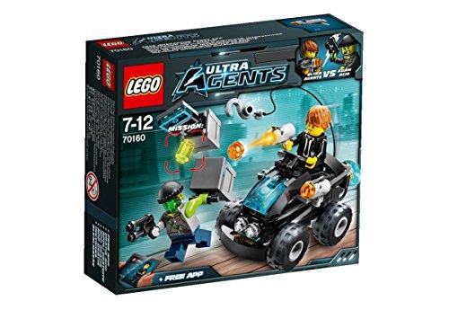 Lego 70160 Ultra Agents Agenten Buggy