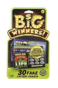 Sky Rocket Sky Rocket Prank Star Fake Lottery Tickets