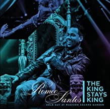 Romeo Santos - The King Stays King - Sold Out at Madison Square Garden