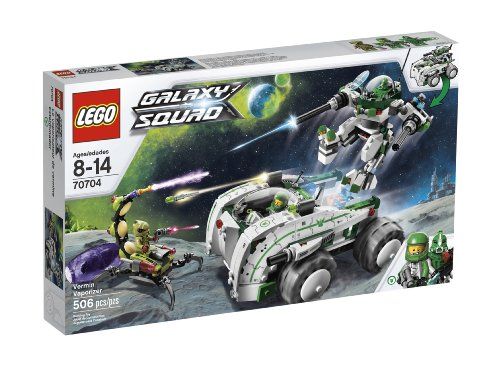 LEGO Space Vermin Vaporizer 70704 Amazon.com