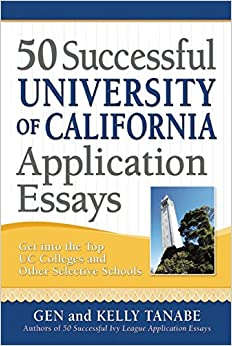 Sample Uc College Essays: UC Personal Statement Essay Examples ...