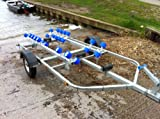 FOR SMALL BOATS AND JET SKI - BOAT TRAILER UNIVERSA