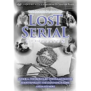 The Lost Serial Collection - Clips and Chapters from 35 Extremely Rare Serials movie