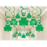 St. Patrick's Day Swirls 30 per pack