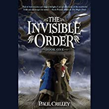 The Invisible Order: Rise of the Darklings Audiobook by Paul Crilley Narrated by Katherine Kellgren
