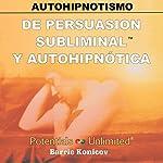 Autohipnotismo: Self-Hypnosis (Spanish Edition) | Barrie Konicov
