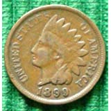 Indian Head Cent / Penny Mixed Date Circulated Good or Better