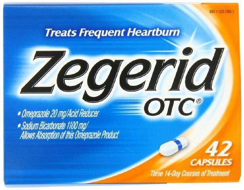 Zegerid Otc Capsules 42 Count Ehouseholds Com