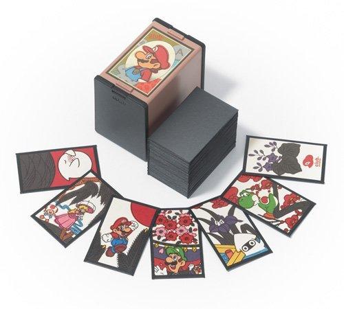 edition Nintendo Club Nintendo cartes à jouer noir limitee