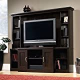 Sauder Large Entertainment Center, Cinnamon Cherry