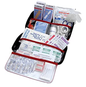 AAA 121-Piece Road Trip First Aid Kit from AAA
