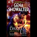 The Darkest Lie Audiobook by Gena Showalter Narrated by Max Bellmore