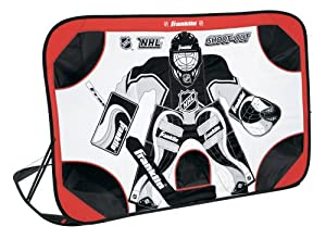 Franklin Pop-Up NHL Shoot-Out Target with Ball Return by Franklin