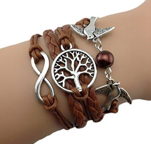 bracelet-brun-arbre-colmbe-et-perle-amour