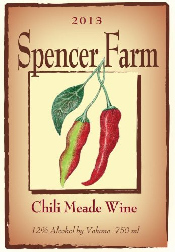 2013 Spencer Farm Chili Meade Wine 750 Ml