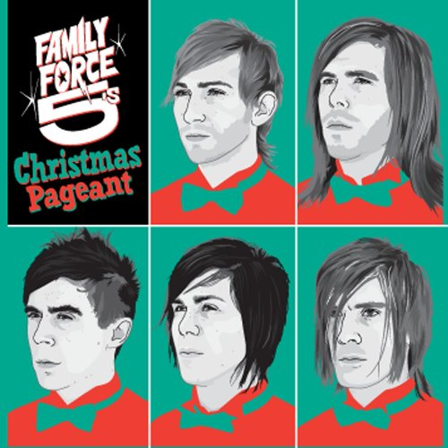 Family Force 5 Christmas album 