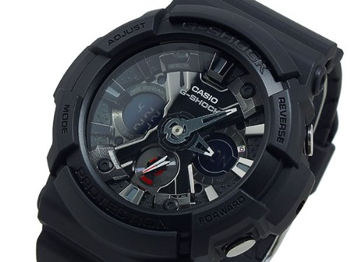 Casio CASIO G shock g-shock an analog-digital watch GA 201-1 A parallel imported goods