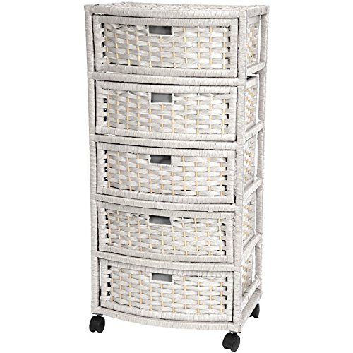 Http Www Ebay Com Itm White Wicker Storage Rattan Linen Chest Cabinet Bathroom Bedroom Furniture Decor 151955303174