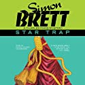 Star Trap Audiobook by Simon Brett Narrated by Geoffrey Howard