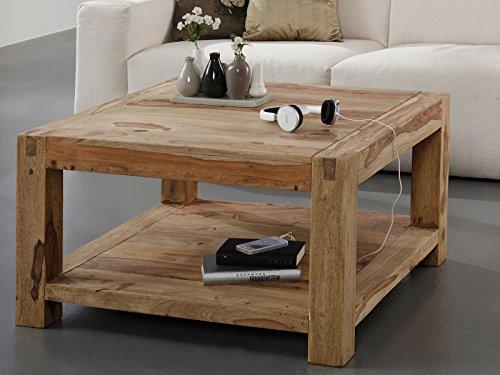 Couchtisch-Sofatisch-Wohnzimmertsich-Holztisch-Beistelltisch-Massiv-Yoga-I