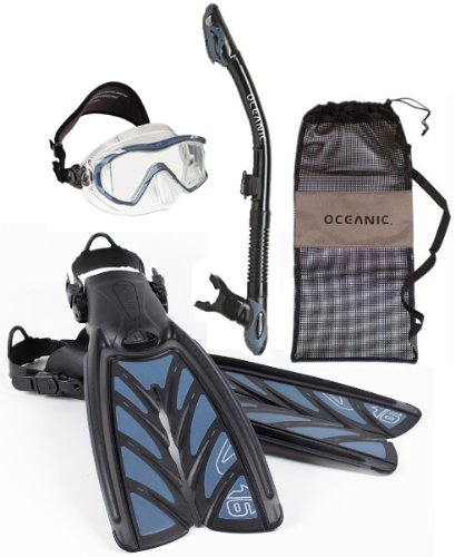 Buy cheap oceanic snorkeling scuba diving dive gear mask - Discount dive gear ...