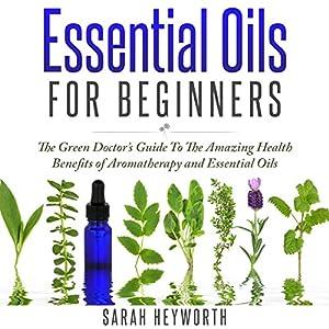 Essential Oils Recipes Audiobook