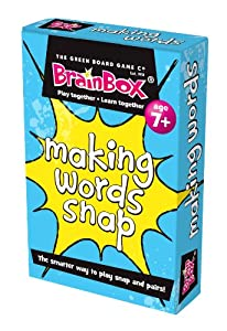Making Words Snap by Green Board Games
