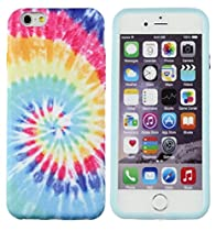 For iPhone 6/6S ,AutumnFall Stylish Pattern Silicon Shockproof Armor Back Case Cover for iPhone 6 6S 4.7inch