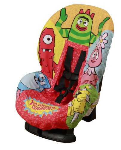 Yo Gabba Gabba Car Seat Cover (Discontinued by Manufacturer) (Discontinued by Manufacturer)