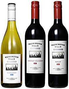 Washington Hills Scenic Picnic Mixed Pack, 3 x 750 mL