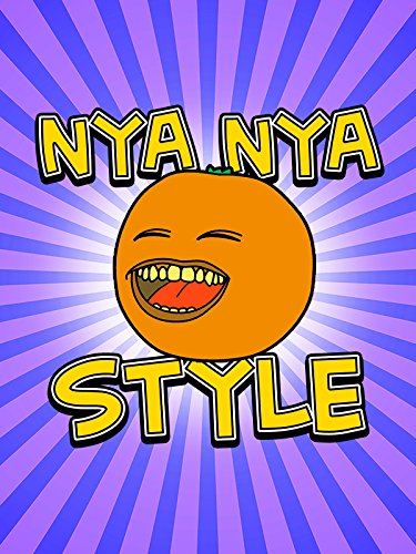 Annoying Orange - Orange Nya Nya Style