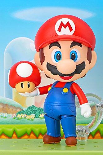 スーパーマリオ ねんどろいど マリオ (ノンスケール ABS&ATBC-PVC 塗装済み可動フィギュア)