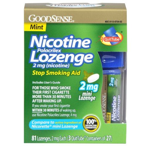 goodsense-mini-nicotine-polacrilex-lozenge-mint-2mg-81-count