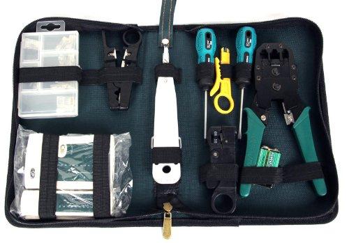 Verkauf  RJ45 RJ11 Cat5 Netzwerk Installations- und Test- Werkzeug