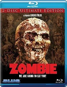 Zombie [Blu-ray] [1979] [US Import]