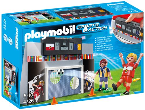Playmobil Soccer Shoot Out front-1050416