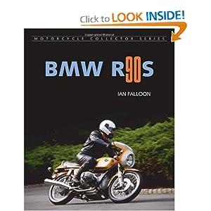 BMW R90S Ian Falloon