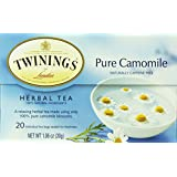 Twinings Camomile/Honey and Vanilla Tea, 20 Ounce (Pack of 6)