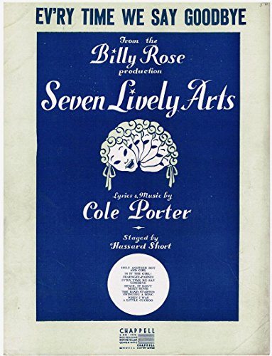 Seven Lively Arts (1944) (Musical) composed by Cole Porter