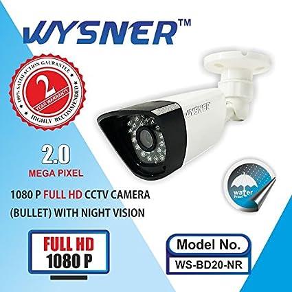Wysner-WS-BD20-NR-2MP-Bullet-CCTV-Camera