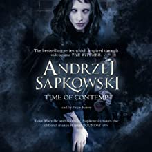 Time of Contempt (       UNABRIDGED) by Andrzej Sapkowski Narrated by Peter Kenny