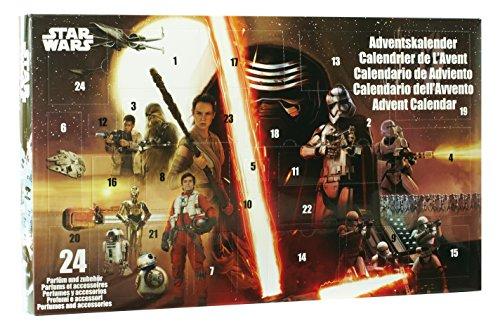STAR WARS profumi Calendario dell' Avvento 2016, 1er Pack (1x 24pezzi)