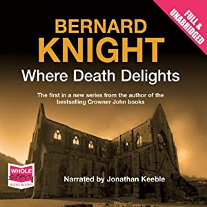 Where Death Delights Audiobook